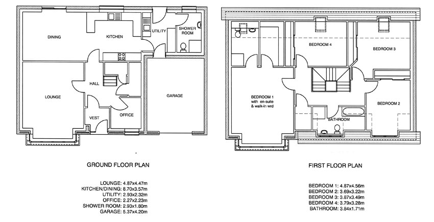 Alvah floor plan